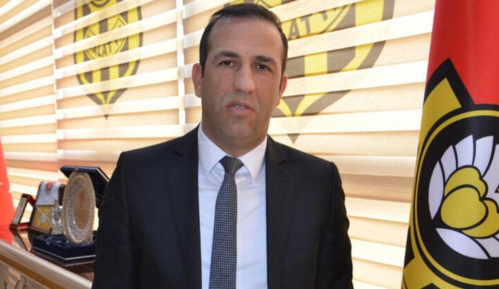 Malatyaspor Başkanı Adil Gevrek'ten istifa açıklaması!