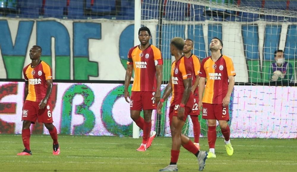 Galatasaray, PFDK'ya sevk edildi!