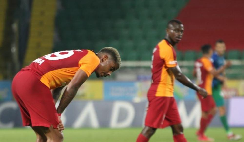 Galatasaray'ın bonservis sorunu sürüyor