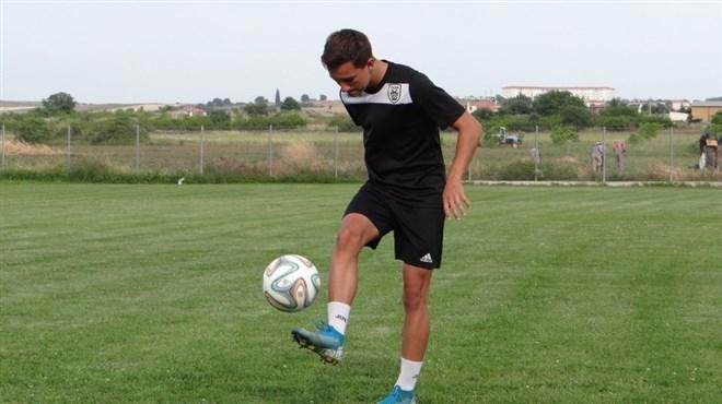 İtalyanlar, Alpaslan Tahsin'i 'Yeni Ronaldo' olarak gösterdi