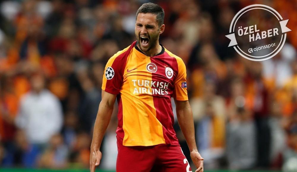 Galatasaray'da Andone defteri kapandı
