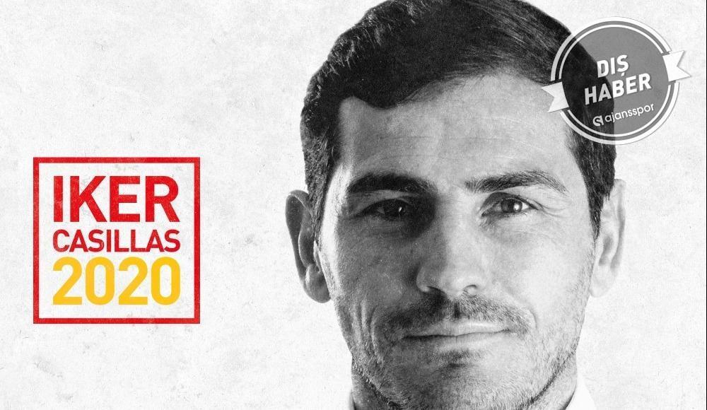 Iker Casillas adaylıktan çekildi!