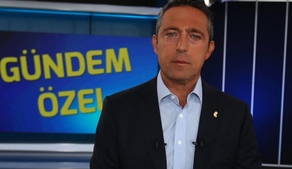 Fenerbahçe, Ali Koç ve Semih Özsoy'a ceza