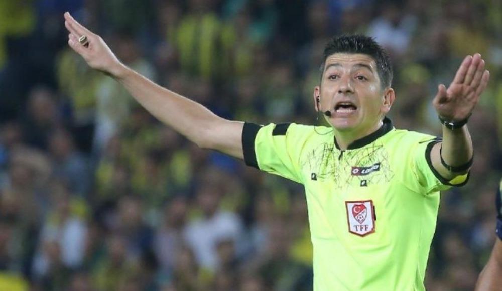 Süper Lig'de 8. hafta maçlarının hakemleri açıklandı