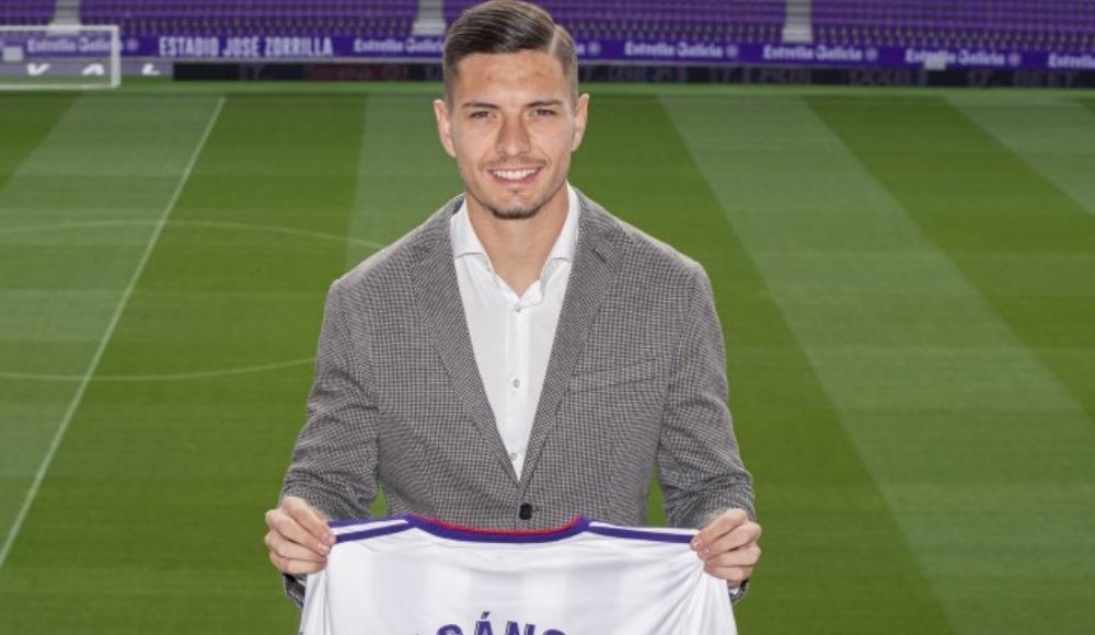 Real Valladolid, Javi Sanchez'i Real Madrid'den transfer etti