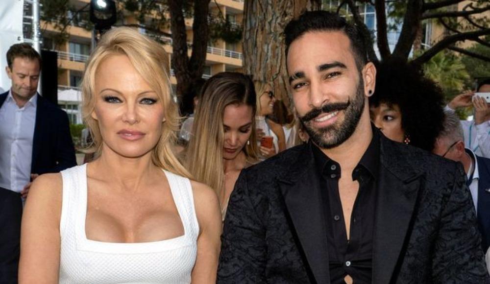 Adil Rami, Pamela Anderson ile yaşadıklarını ifşa etti