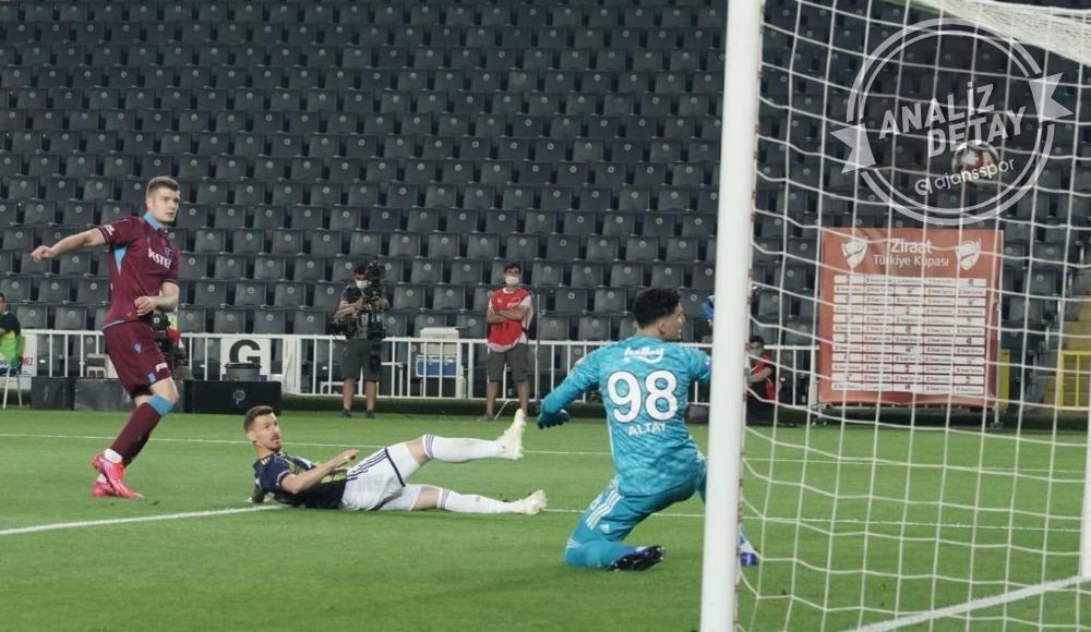 Sörloth, Fenerbahçe'yi yine boş geçmedi!