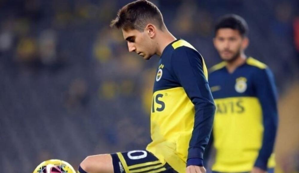 Fenerbahçe'de Ömer Faruk Beyaz ilk defa şans buldu