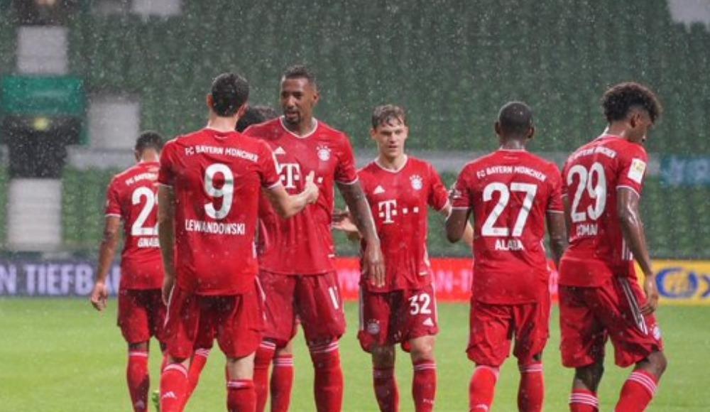 Bayern peşe peşe 8. kez şampiyon