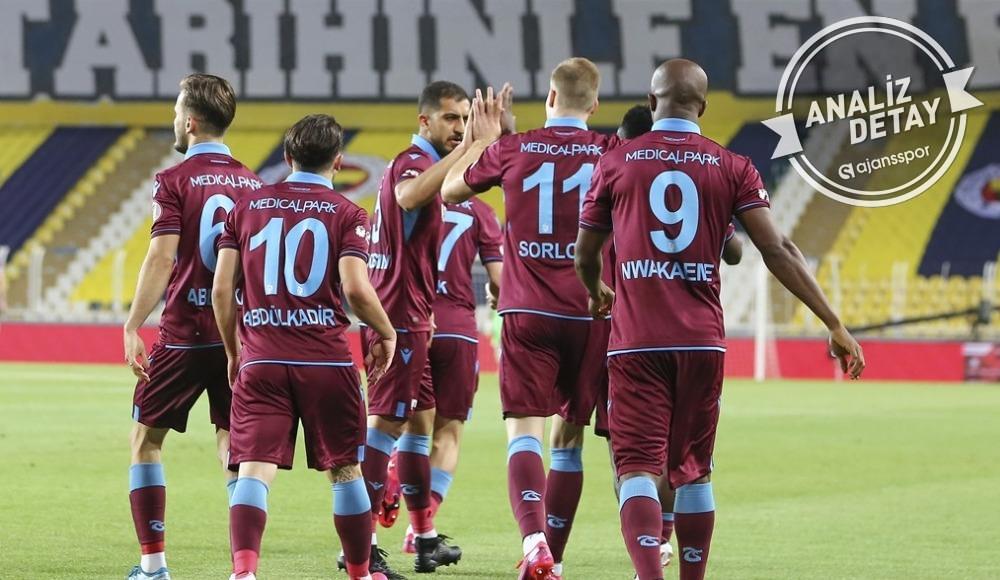 Trabzonspor, Kadıköy serisini bozdu!