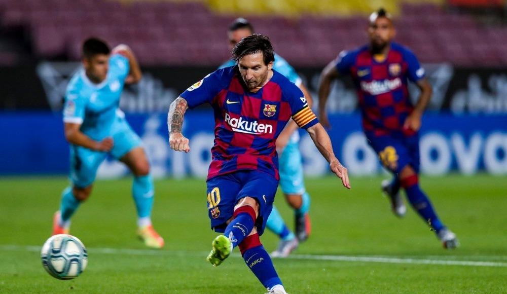 Barcelona liderliğini sürdürdü!