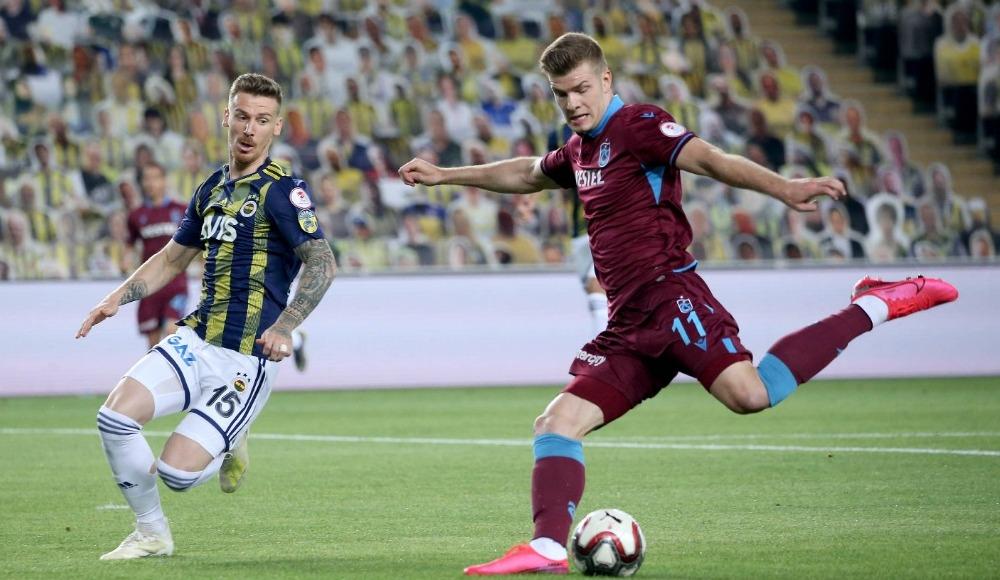Fenerbahçe ve Trabzonspor zararı düşürdü