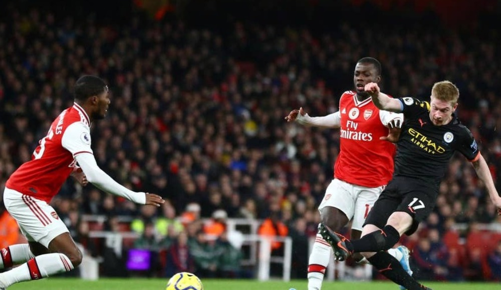 CANLI İZLE: Manchester City - Arsenal