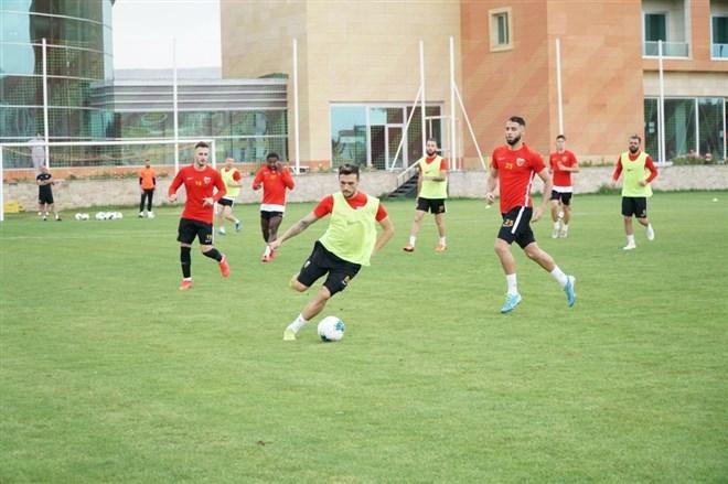 Kayserispor'da hazırlıklar devam ediyor