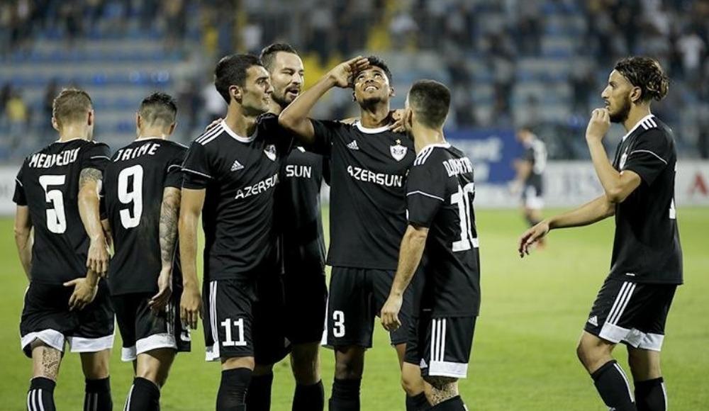 Azerbaycan'da lig bitti, şampiyon Karabağ