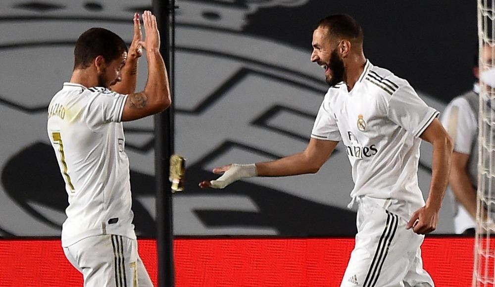 CANLI İZLE: Real Madrid - Mallorca