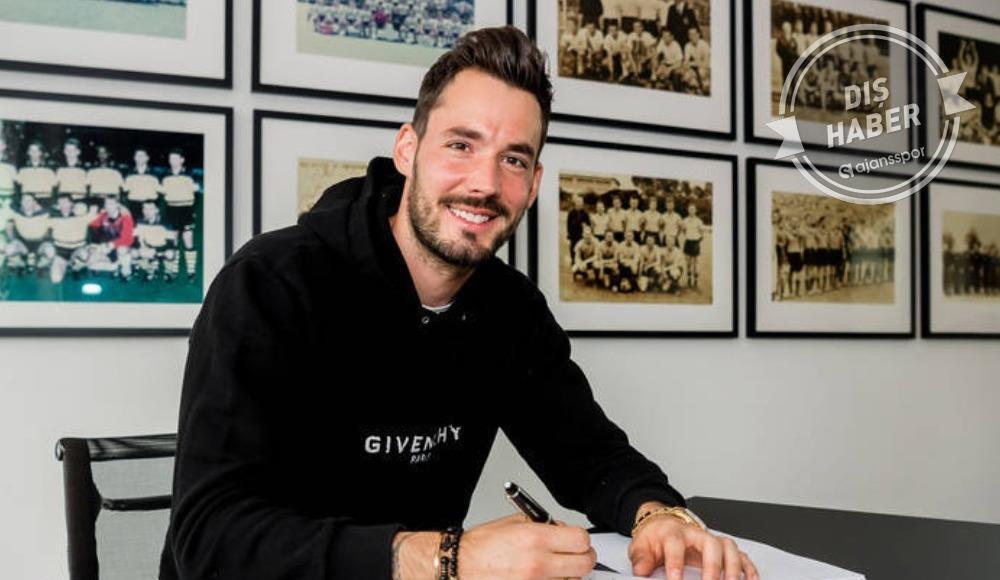 Dortmund, Roman Burki ile sözleşme yeniledi