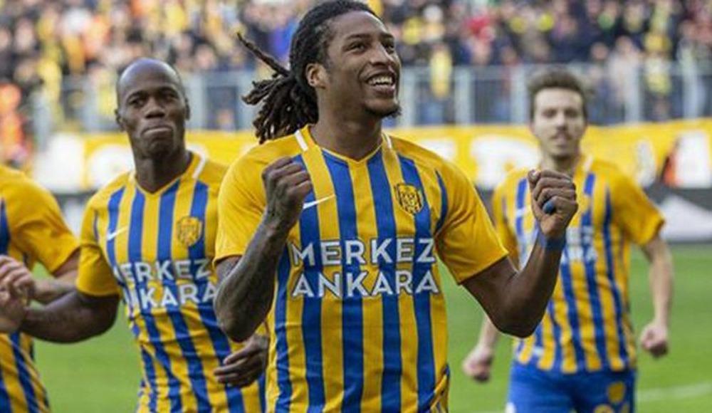 Ankaragücü forması giyen Faty ile Gerson Rodrigues, açıklamalarda bulundu.