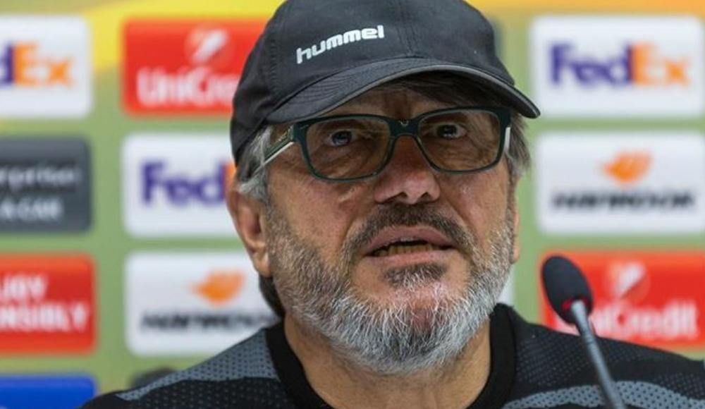 Mustafa Reşit Akçay: ''Gol bize biraz daha yük verdi''