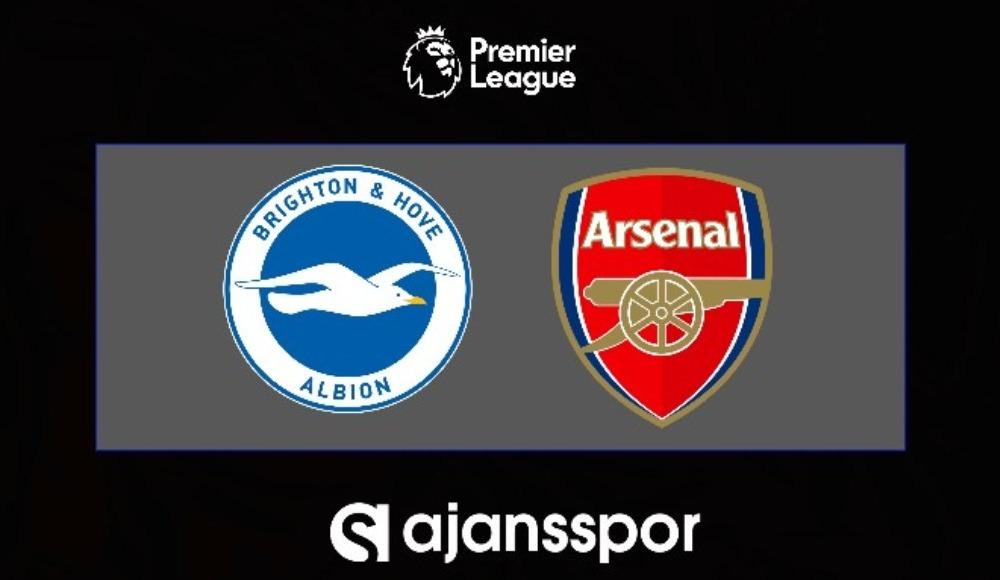 Brighton - Arsenal (Canlı Skor)