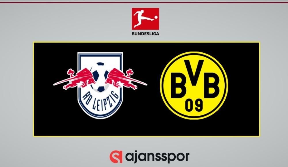 Leipzig - Dortmund (Canlı Skor)