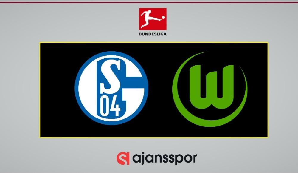 Schalke 04 - Wolfsburg (Canlı Skor)