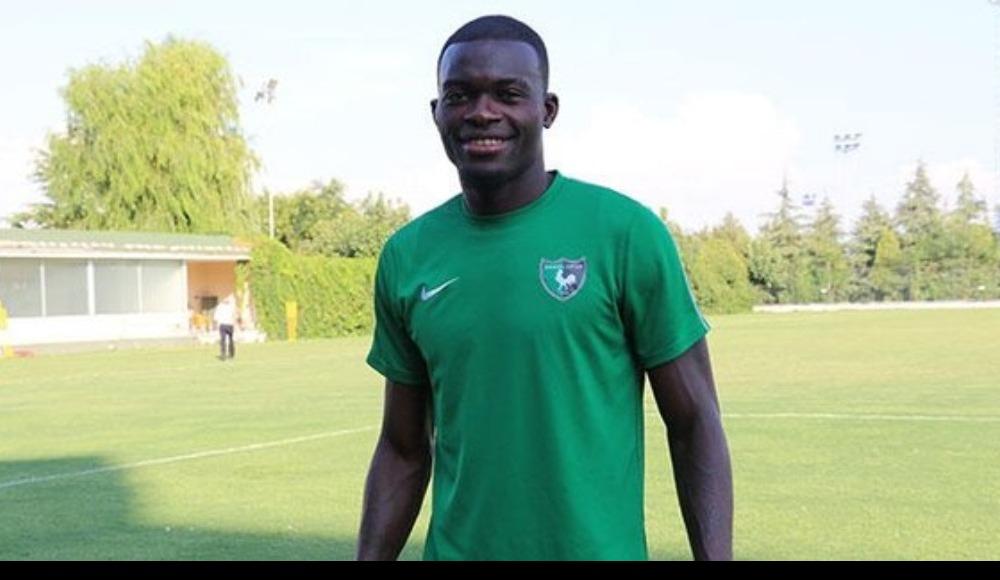 Isaac Sackey Antalyaspor camiasından özür diledi