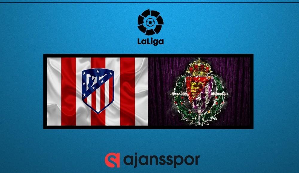 Atletico Madrid - Valladolid (Canlı Skor)