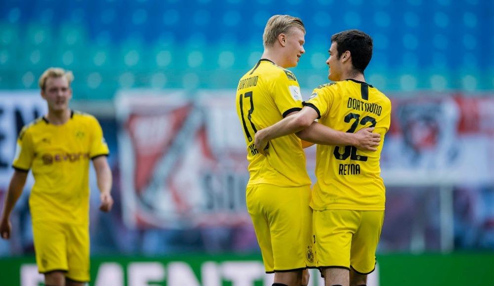 Haaland attı, Dortmund farkı 6'ya çıkardı!