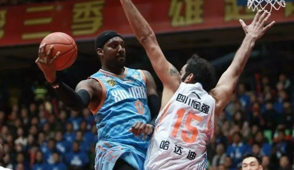 Çin'de basketbol karşılaşmaları yeniden başladı