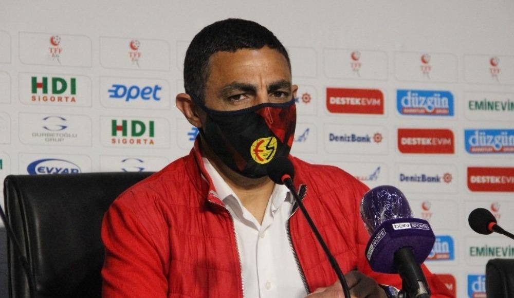 Mustafa Özer'den Eskişehirspor'a veda mesajı: