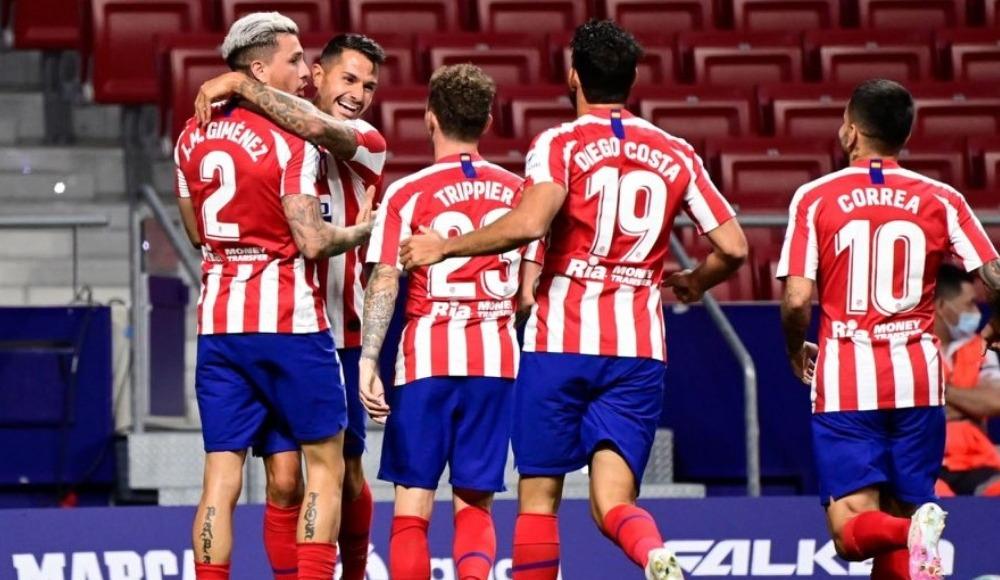 Atletico Madrid, Real Valladolid'i tek golle geçti