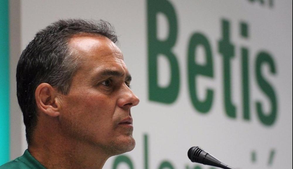 Real Betis, teknik direktör Joan Francesc Ferrer'i görevden aldı