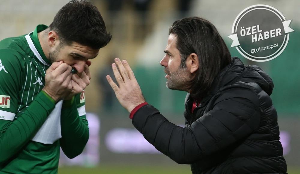 Bursaspor'da şok karar: İbrahim Üzülmez'le yollar ayrıldı