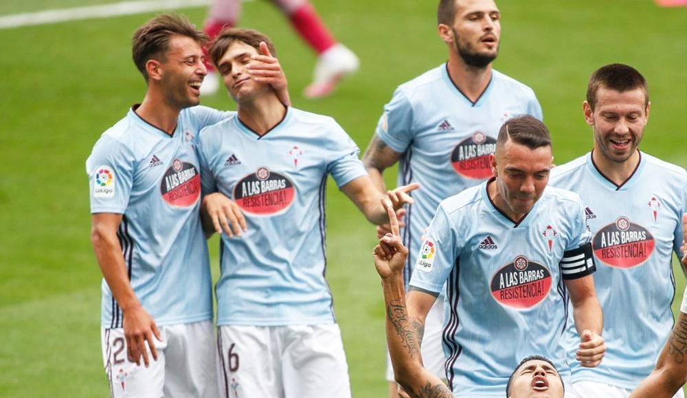 Okay oynadı, Celta Vigo gol oldu yağdı!