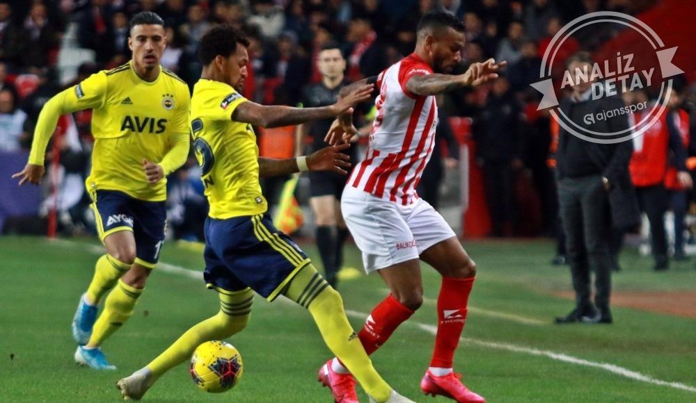 Fenerbahçe'nin kadrosunda sürpriz değişiklikler