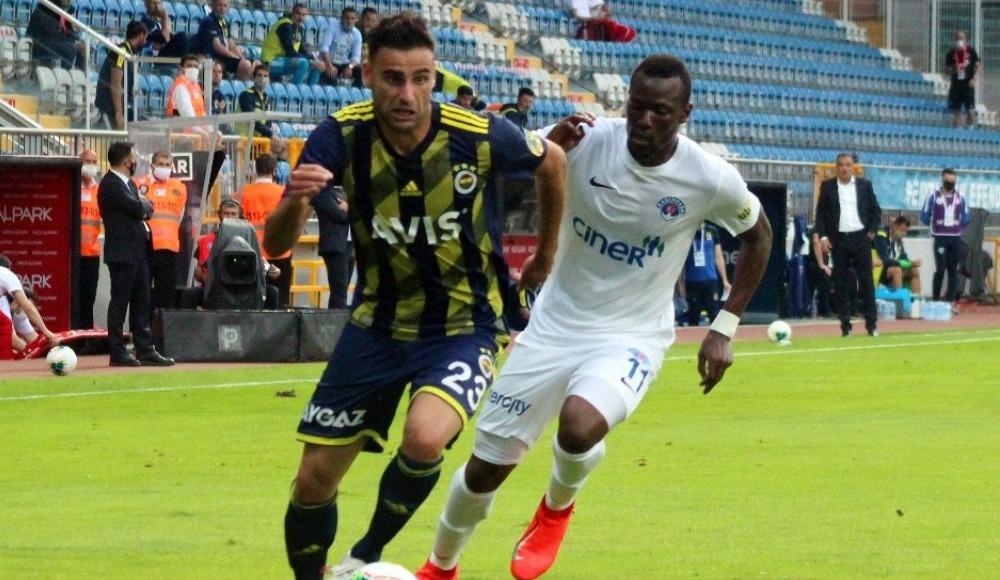 Fenerbahçe üst üste 2. kez kaybetti