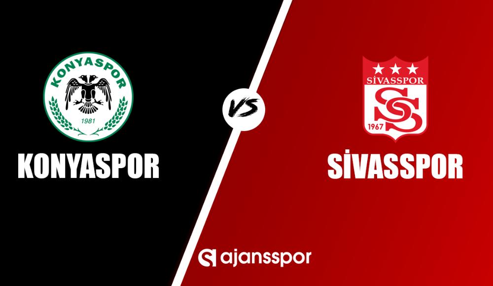 Konyaspor - Sivasspor (Canlı Skor)