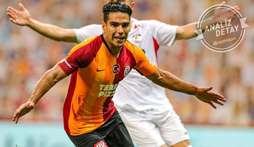 'El Tigre' gollerine devam etti