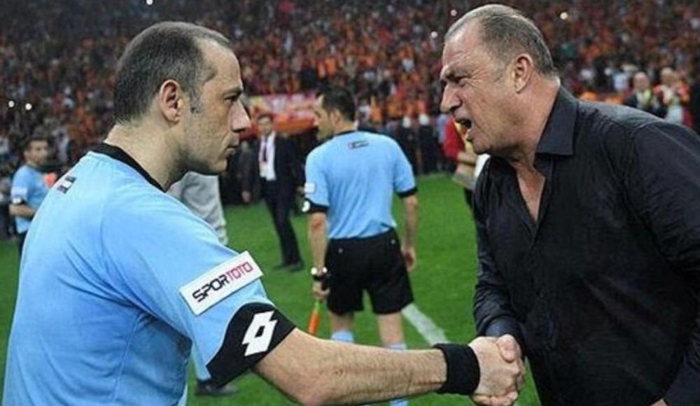 Galatasaray - Trabzonspor maçının hakemi kim?