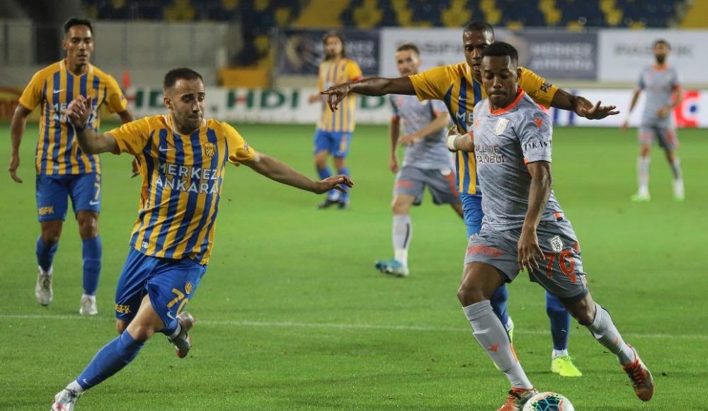 Ankaragücü, Başakşehir maçı için itirazda bulunacak