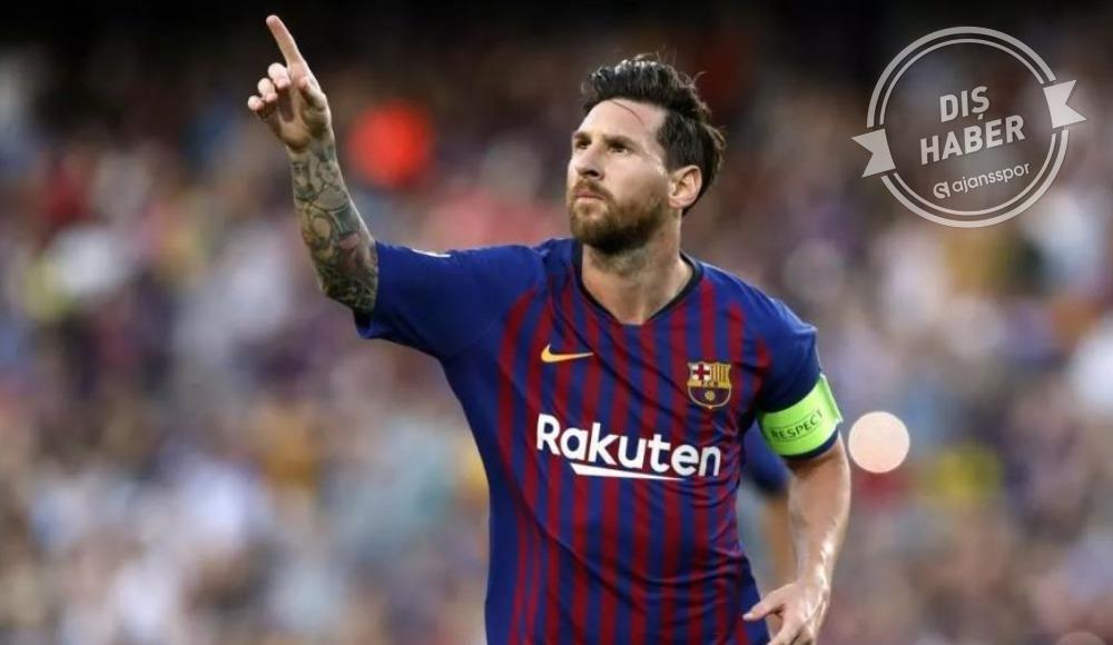 Barcelona'da Messi konusu netleşti! Sözleşme...