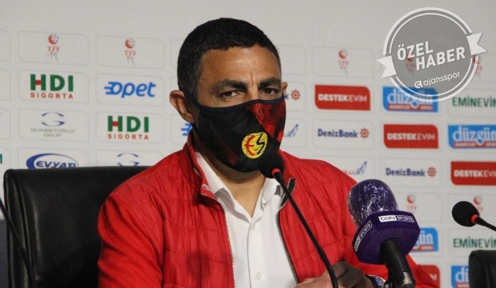 """Mustafa Özer: """"Ne yapalım futbol oynamayalım mı?"""""""