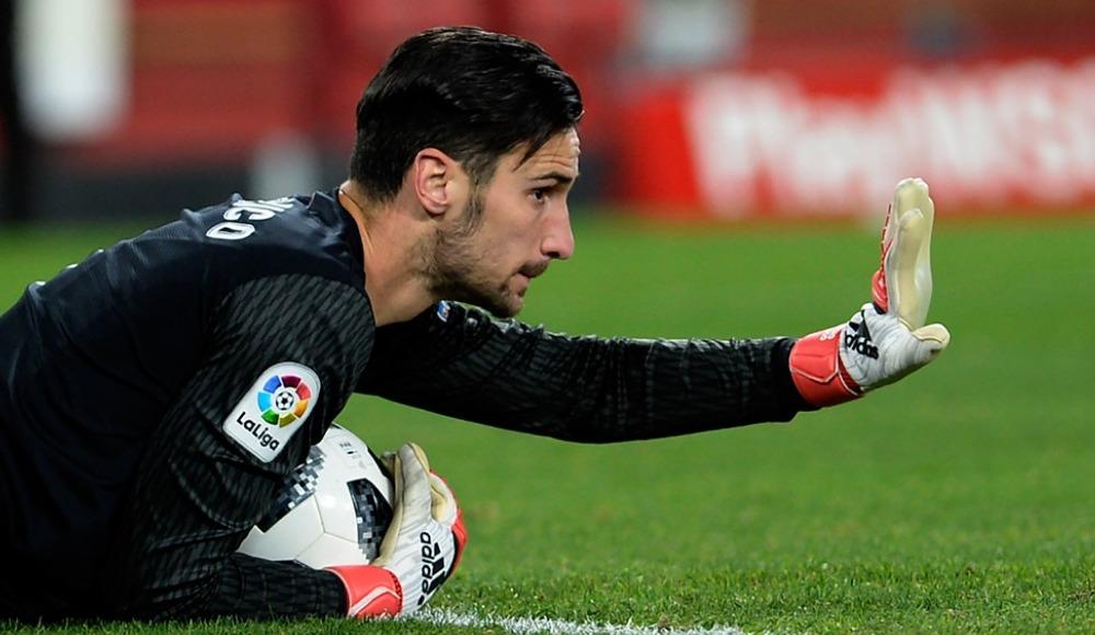 Sergio Rico'yu tanıyalım...