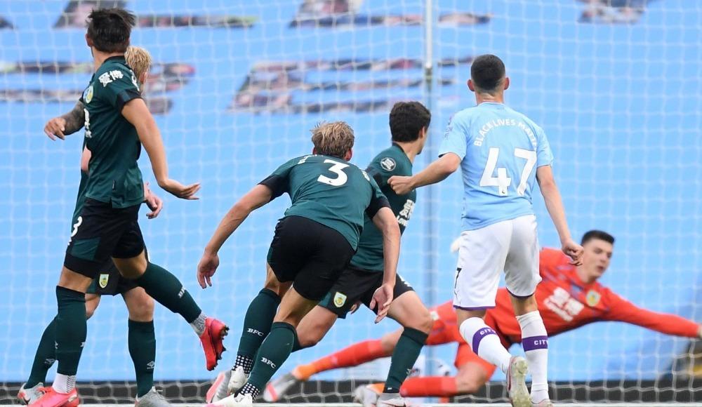 Manchester City'den 5'lik tarife