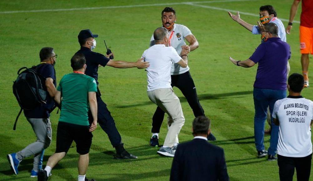 Olaylı maçta cezalar belli oldu!