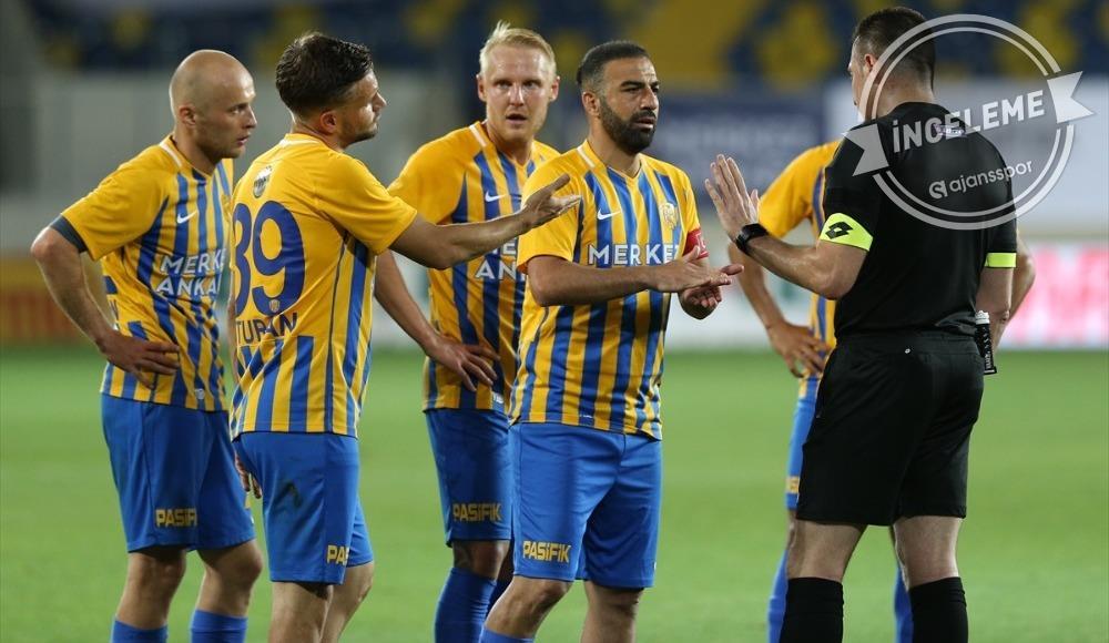2019-20 Süper Lig Kural Hatası İçin TFF'ye Başvurma Sezonu