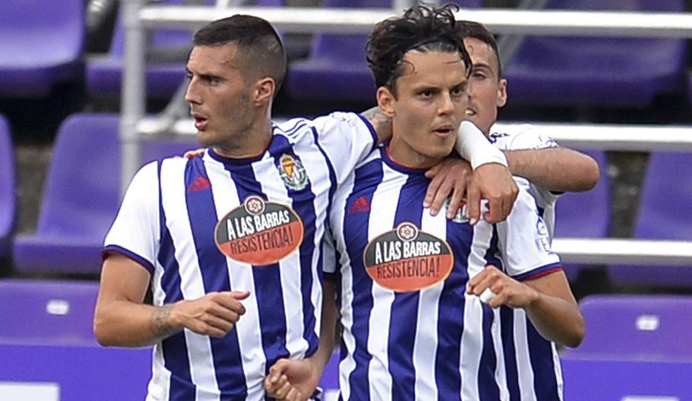 Enes Ünal'ın golü Valladolid'e yetmedi