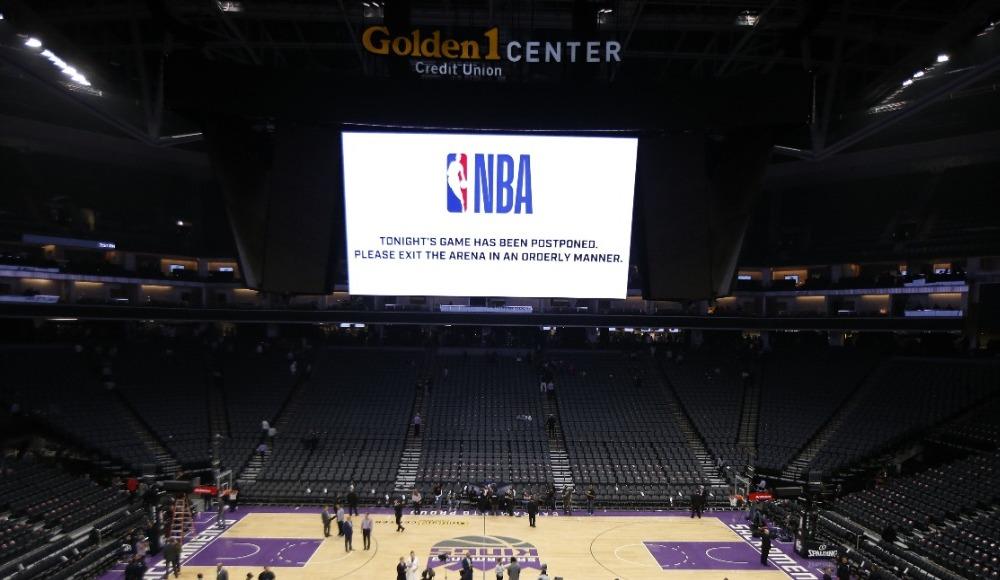 NBA'de son yapılan koronavirüs testinde vaka yok