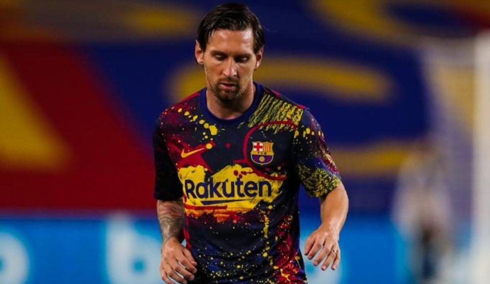 """Klopp: """"Messi'yi kim takımında istemez?"""""""